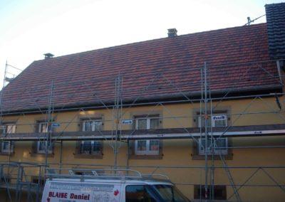 Couverture, Zinguerie, Isolation à Romanswiller, Bas-Rhin - Couverture Blaise 5